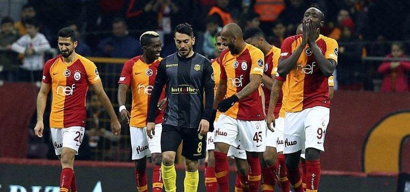 MAÇ SONUCU   Galatasaray 3-0 Y. Malatyaspor   MAÇ ÖZETİ
