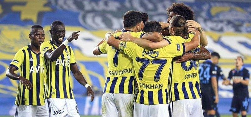 Fenerbahçe'den son 9 yılın en iyi başlangıcı