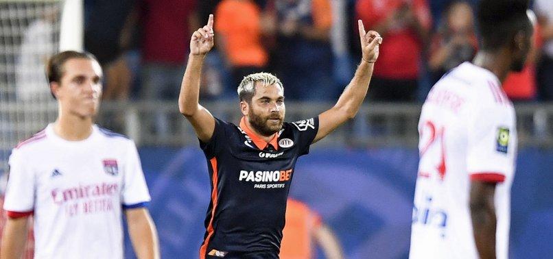Montpellier sahasında Lyon'a acımadı!