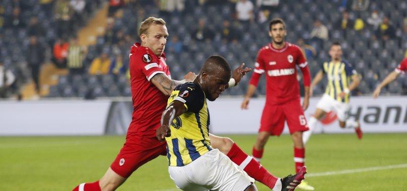 Fenerbahçe Royal Antwerp karşısında penaltı kazandı! İşte o pozisyon...