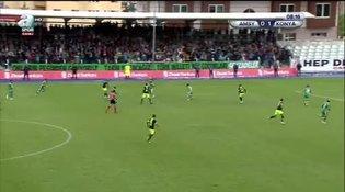 Y. Amasyaspor 0 - 2 A. Konyaspor