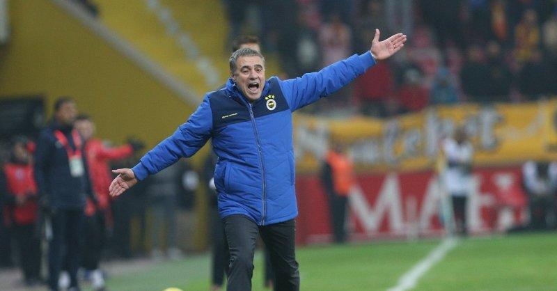 Fenerbahçe'de Ersun Yanal çılgına döndü!