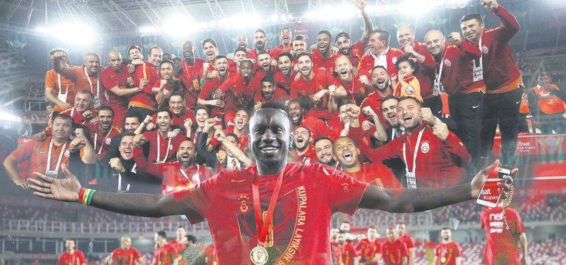 Galatasaray'da hedef 22