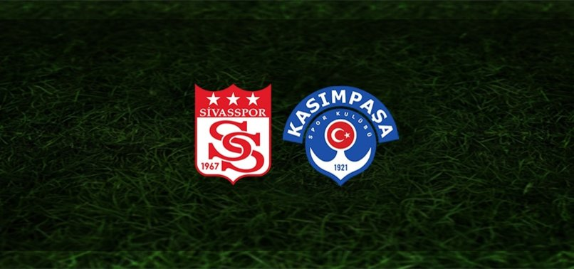 Sivasspor - Kasımpaşa maçı ne zaman, saat kaçta ve hangi kanalda? | Süper Lig