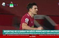Beşiktaş ve G.Saray'ın gözü M.United'da