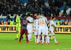 Başakşehir, Trabzonsporu tek golle geçti