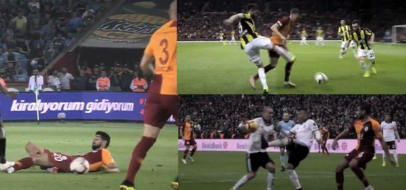Galatasaray o pozisyonları tek tek yayınladı