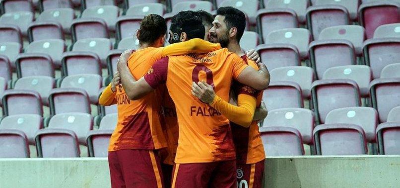 Galatasaray 1-0 Konyaspor (MAÇ SONUCU-ÖZET)
