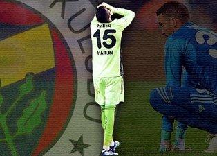 Fenerbahçe Kasımpaşa maçında Harun Tekin'in hatası pahalıya mal oldu! Fenerbahçe'nin kalecisi değil