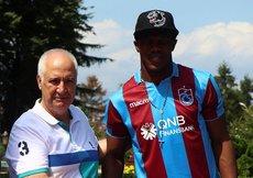 Nwakaeme Trabzonsporun simgesi olacak