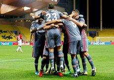 Beşiktaşın zaferi Avrupa basınında