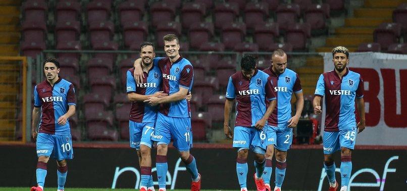 Süper Lig: Galatasaray 1-3 Trabzonspor   MAÇ SONUCU - Aspor
