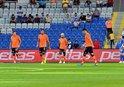 Başakşehir Beşiktaş deplasmanında zorlanıyor