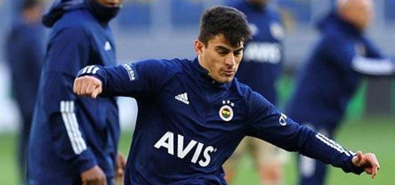 Fenerbahçe - Beşiktaş maçında sakatlanan Diego Perotti oyuna devam edemedi