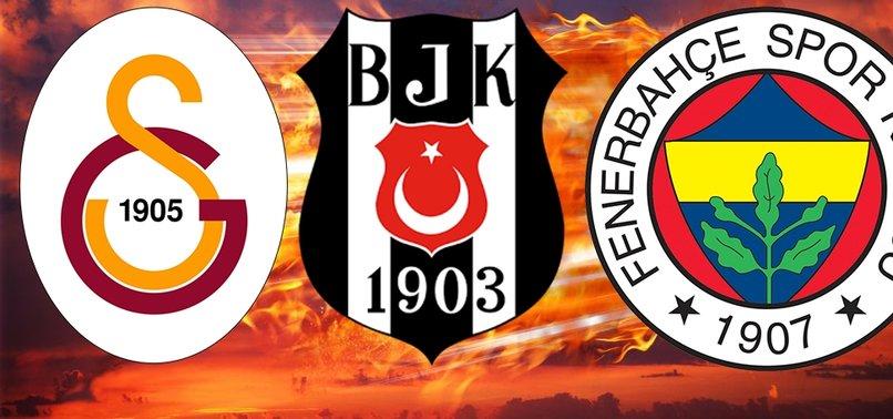 Son dakika spor haberleri: Beşiktaş Fenerbahçe ve Galatasaray'ın harcama limitleri netleşti!