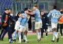 Başkent derbisinde kazanan Lazio!