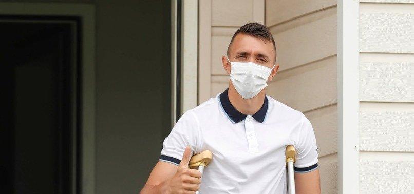 Muslera'dan Galatasaray'a müjdeli haber! Dönüş tarihini duyurdu