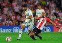 Real Madridden ilk puan kaybı