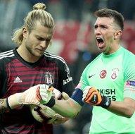 Beşiktaş - Galatasaray maçında gözler Karius ve Muslerada