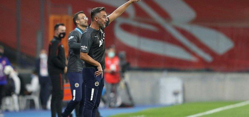 Vitor Pereira'ya Başakşehir - Fenerbahçe maçı sonrası rotasyon eleştirisi!