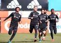 Beşiktaş'ta 3 isim antrenmanda yer almadı