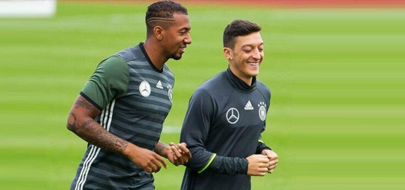Fenerbahçe Boateng için Mesut Özil'i devreye soktu