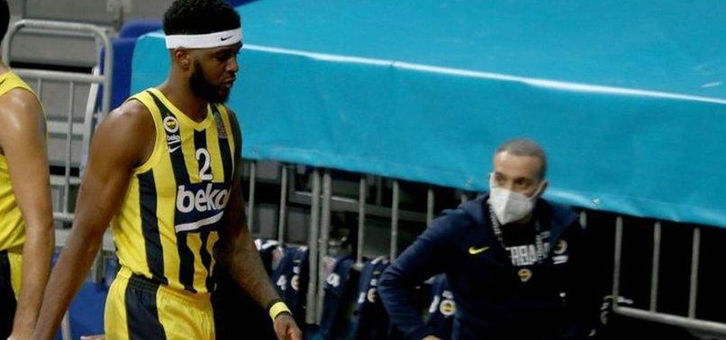 Fenerbahçe Beko'da Johnathan Hamilton ile yollar ayrıldı!