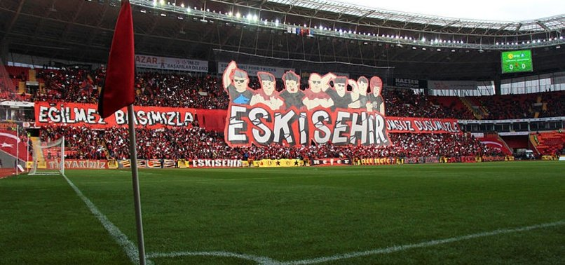 Eskişehirspor'a puan silme cezası