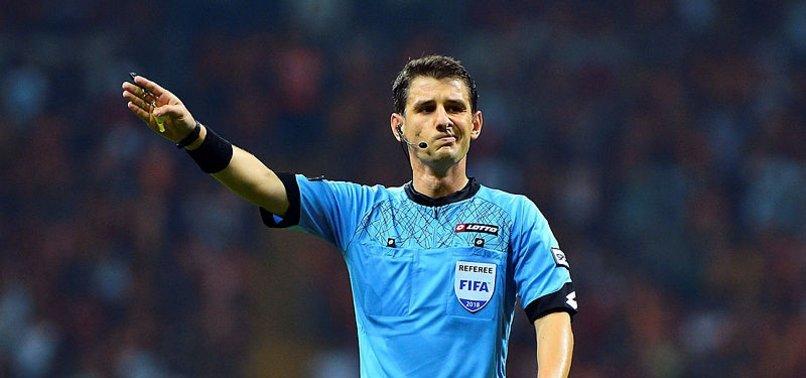 Halil Umut Meler, UEFA Gençlik Ligi'nde görev yapacak
