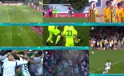 Ziraat Türkiye Kupası'nda atılan en güzel 10 gol (2019-2020 Sezonu)