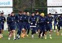 Fenerbahçede antrenman temposu yükseldi