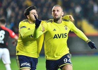 Fenerbahçe'den transfer harekatı! Muriqi'nin yerine dünya yıldızı