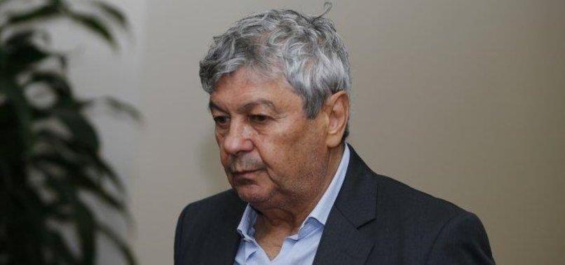 Lucescu'dan istifa sinyali