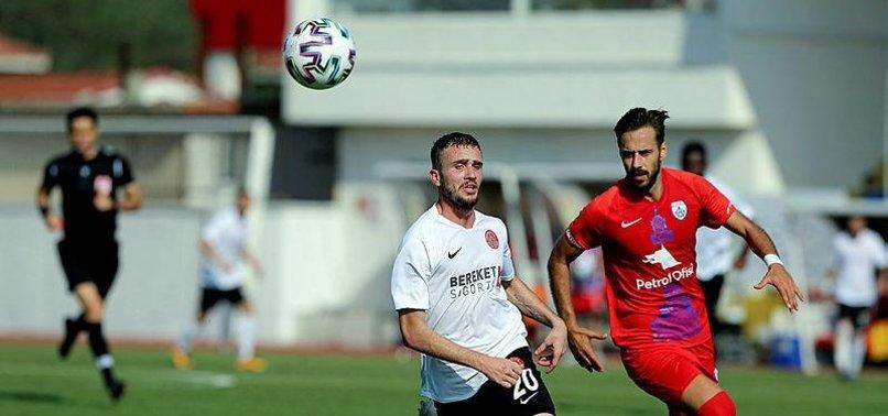 TFF 1. Lig: Ümraniyespor 1-1 Altınordu | MAÇ SONUCU