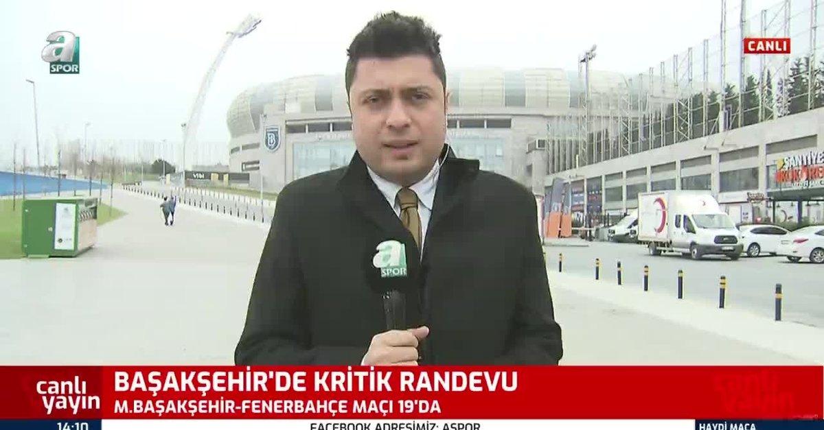 Başakşehir-Fenerbahçe maçı öncesi son gelişmeler!