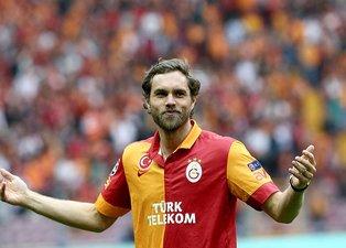 Elmanderden Galatasaraya 21lik golcü: Sander Svendsen