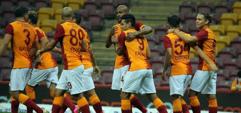 Galatasaray milli arada yara sardı