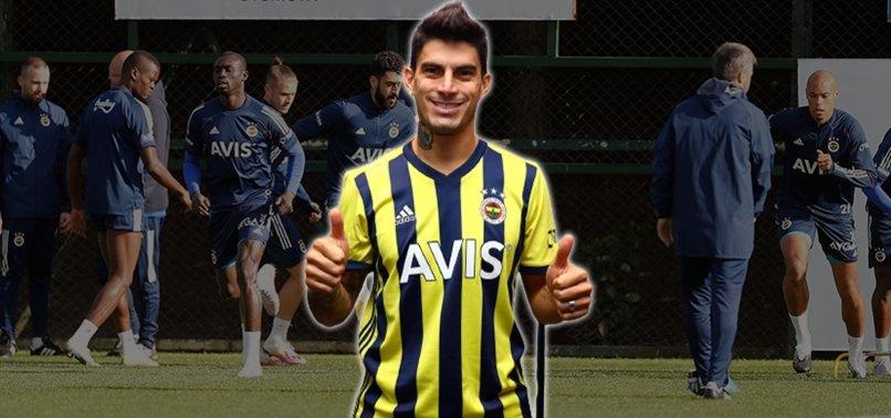 Fenerbahçe'nin Antalyaspor maçı kafilesi açıklandı! Diego Perotti...