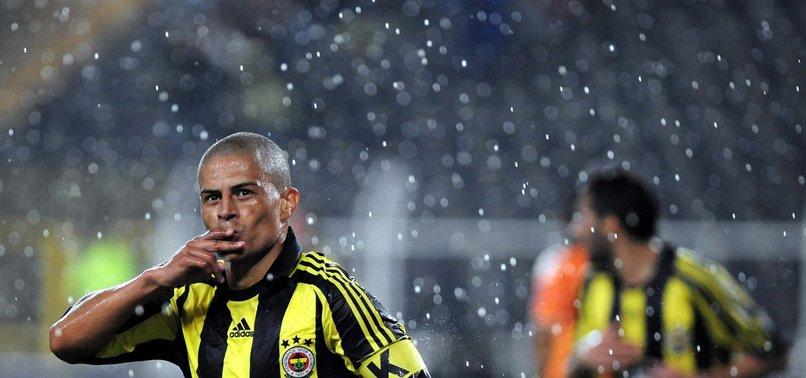 Fenerbahçe'den transfer bombası! Alex dünya yıldızı için devrede...