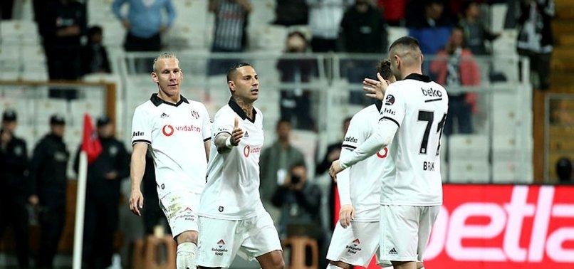 Beşiktaş'ta dev operasyon