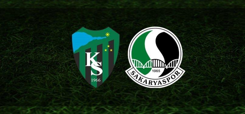Kocaelispor-Sakaryaspor   CANLI