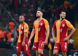 Galatasarayda sakatlık krizi! Yıldız oyuncular Schalke maçında yok