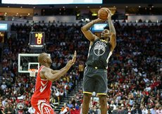 Rockets, Warriorsa dur dedi