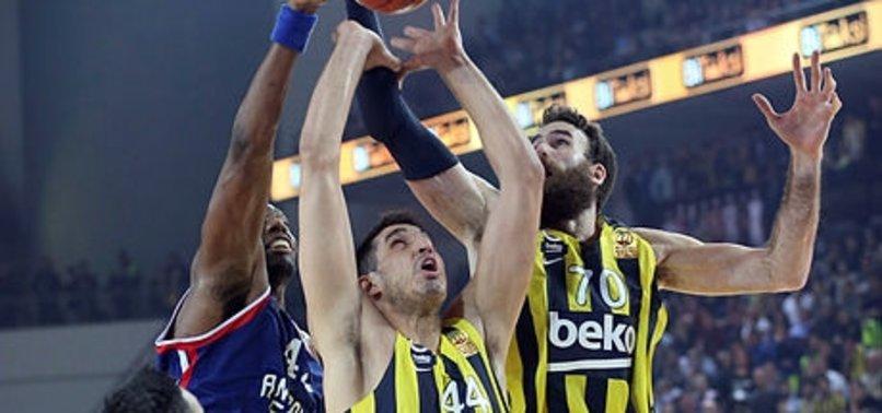 THY Avrupa Ligi'nde Türk gecesi