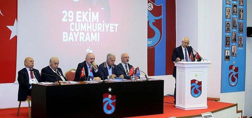 Trabzonspor'un toplam borcu açıklandı
