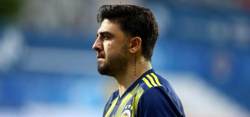 Ozan Tufan Fenerbahçe'yi sırtlıyor