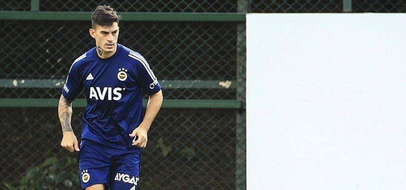 Fenerbahçe'de gözler Diego Perotti'de