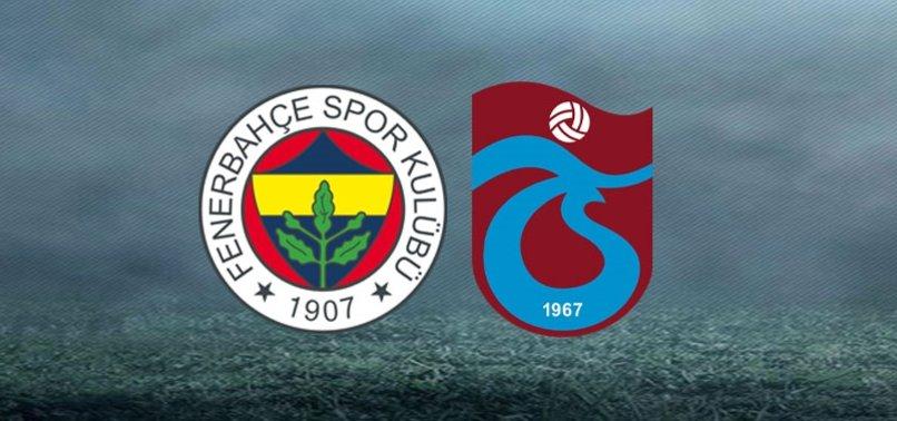 Fenerbahçe ve Trabzonspor transferde karşı karşıya! Yıldız isim...
