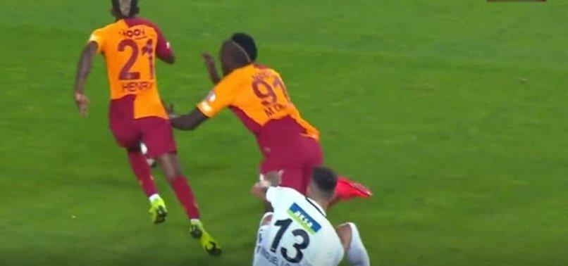 Diagne'ye yapılan müdahale penaltı mı?