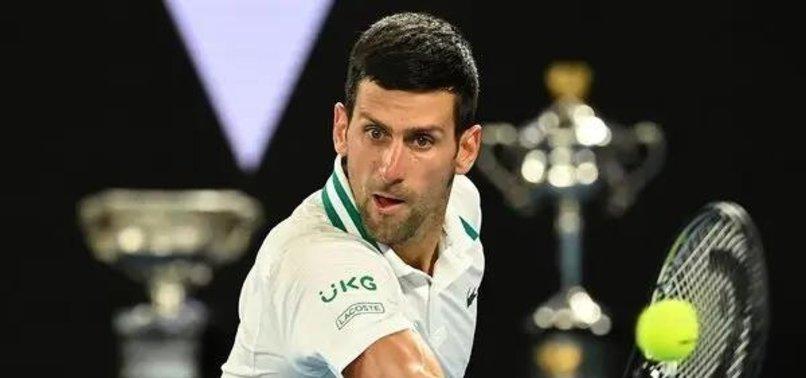 Avustralya Açık'ta şampiyon Djokovic oldu!